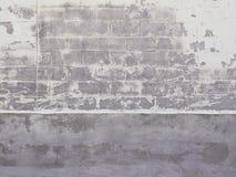 Asche-Block-Wand Lizenzfreie Stockfotografie