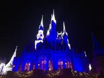 Aschenputtel-` s Schloss in Orlando, Florida lizenzfreies stockfoto