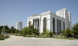 Aschgabat, Turkmenistan Stockfotos