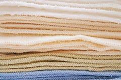 Asciugamani Fotografie Stock