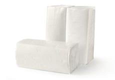 Asciugamani di carta Fotografia Stock Libera da Diritti