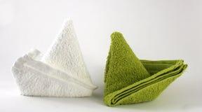 Asciugamano Fotografie Stock Libere da Diritti