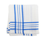 Asciugamano di piatto Fotografia Stock
