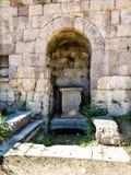 Asclepeion przy Kos wyspą w Grecja Zdjęcia Royalty Free