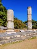 Asclepeions-Insel von Kos Lizenzfreie Stockfotografie