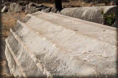 The Asclepieion - Ancient Kos, Greece Stock Photos