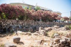 The Asclepieion - Ancient Kos, Greece Stock Photography