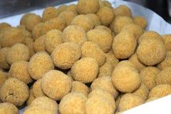 Ascolane olives Royalty Free Stock Image
