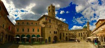 Ascoli Piceno fotos de stock royalty free