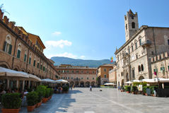 Ascoli piceno Royalty Free Stock Photos