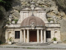 Ascoli Piceno - St. Emidio Temple Stock Images