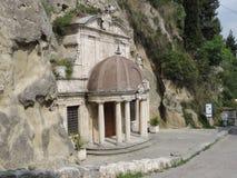 Ascoli Piceno - St. Emidio Temple Royalty Free Stock Image