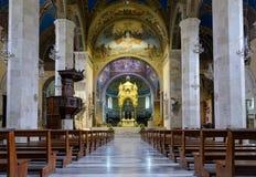Ascoli Piceno - die Kathedrale Lizenzfreies Stockbild