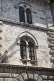 Ascoli Piceno Marches, Italy, historic building Royalty Free Stock Photography