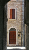 Ascoli Piceno, Marches, Italy Royalty Free Stock Photos