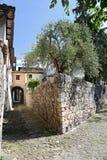 Ascoli Piceno, Marches, Italy Royalty Free Stock Photos