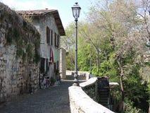 Ascoli Piceno - Rua of Stars Royalty Free Stock Image