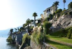 Ascona, Швейцария Стоковые Фотографии RF