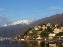 Ascona die Schweiz lizenzfreie stockbilder