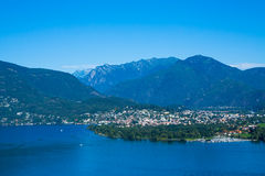 Ascona Royalty Free Stock Photos