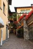 Ascona Schweitz Arkivfoto