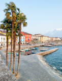 Ascona, Suisse Images stock