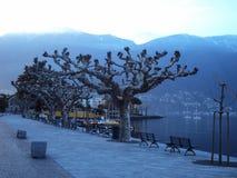 Ascona Suiza Imágenes de archivo libres de regalías