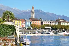 Ascona, Switzerland Stock Photography