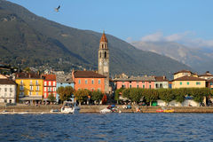 Ascona, Switzerland royalty free stock photography