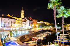 Ascona, Szwajcaria Obraz Stock