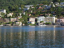 ASCONA travel city in SWITZERLAND with scenic view of Lake Maggiore. ASCONA travel city in SWITZERLAND with scenic view of beauty Lake Maggiore at canton of Stock Images