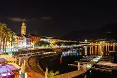 Ascona, Zwitserland Royalty-vrije Stock Afbeeldingen