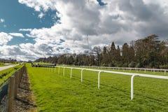 Ascot-Pferderennstrecke lizenzfreie stockfotografie