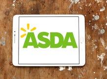 Asda immagazzina il logo Immagine Stock Libera da Diritti