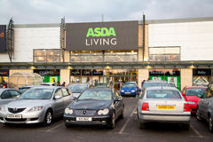 Asda Living Royalty Free Stock Photos