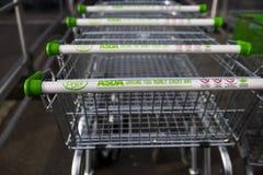 Asda Supermarket Stock Images