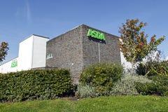 Asda-Superstore Stockfotografie