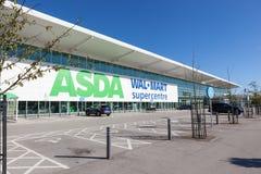 Asda Walmart Supercentre. Stock Photo