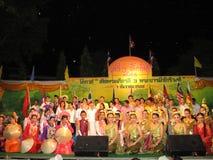 Asean obywatela kostium Obraz Royalty Free