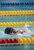 ASEAN paragames: εκτός λειτουργίας κολύμβηση Στοκ Φωτογραφίες
