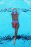 ASEAN paragames: εκτός λειτουργίας κολύμβηση Στοκ φωτογραφία με δικαίωμα ελεύθερης χρήσης