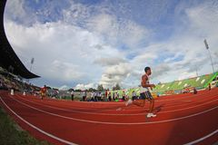 Asean paragames: athletic royalty free stock images