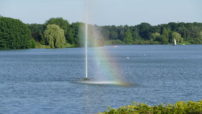The Asee in Bocholt Germany Royalty Free Stock Images