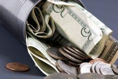 Asegure los ahorros 2 Fotos de archivo libres de regalías