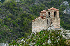 Asen fortress Stock Photography