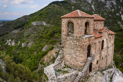 Asen fortress Royalty Free Stock Images