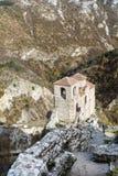 Asen's Fortress in Asenovgrad,Bulgaria royalty free stock photography
