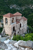 Asenova krepost Assen's fortress. Asenova krepost is located in Asenovgrad, Bulgaria Royalty Free Stock Photography