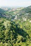 Asenovgrad in Bulgaria Royalty Free Stock Photography