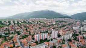 Asenovgrad Town, Bulgaria stock image